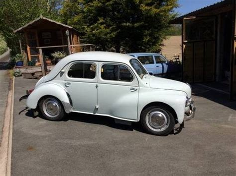 1959 renault 4cv for sale renault 4cv 1959 cars hq