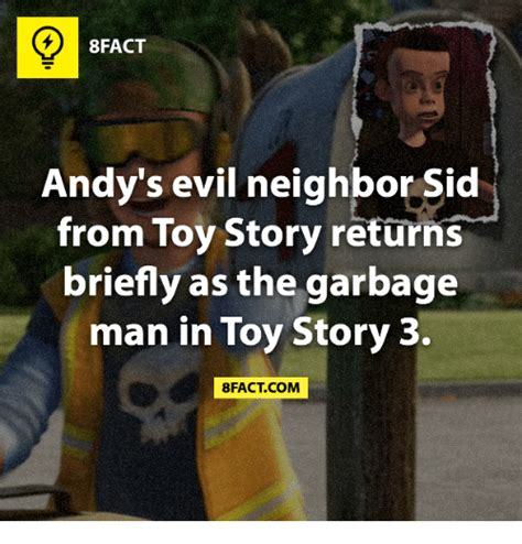 Garbage Man Meme - 25 best memes about sid from toy story sid from toy
