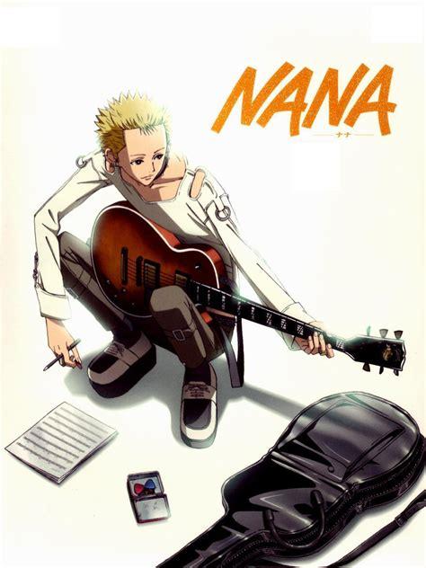 nana the nana anime nobu www pixshark images galleries with a bite