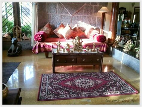 diwan style seating indian style living room home