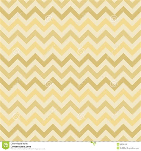 chevron pattern in gold retro gold vector zigzag chevron pattern stock vector