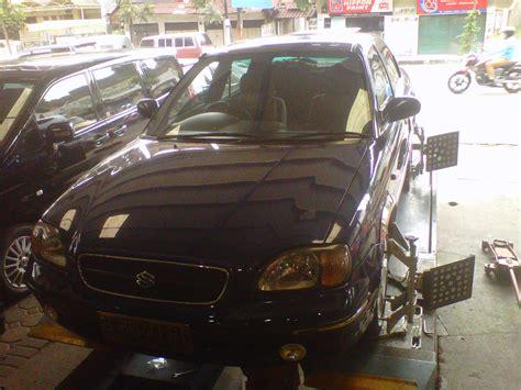 Alat Cuci Motor Di Bandung pengalaman spooring balancing di cihelas motor