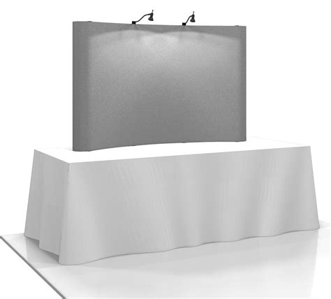 table top display coyote mini 3x2 table top display tradeshowdisplaypros
