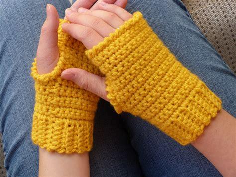 crochet gloves crochet spot 187 archive 187 free crochet pattern easy