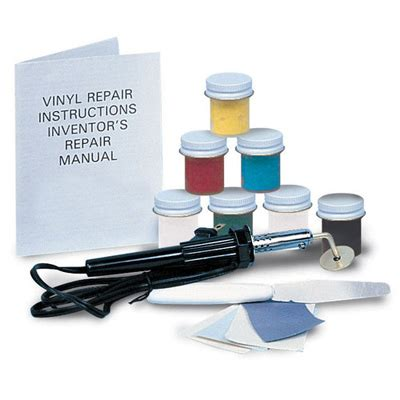 vinyl upholstery repair eastwood vinyl leather plastic seat dash repair kit ebay