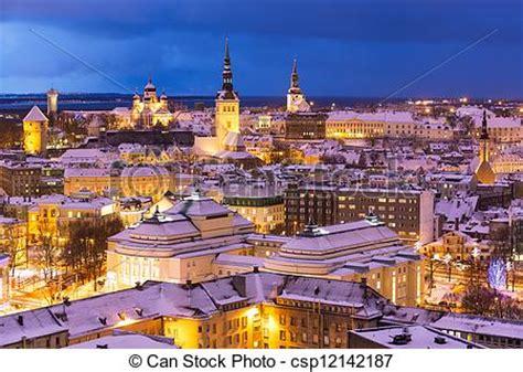 estonie paysage voyages cartes