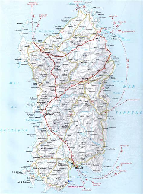 sardinia map sardinia airport car hire airports guide sardinia cheap car rental olbia costa smeralda