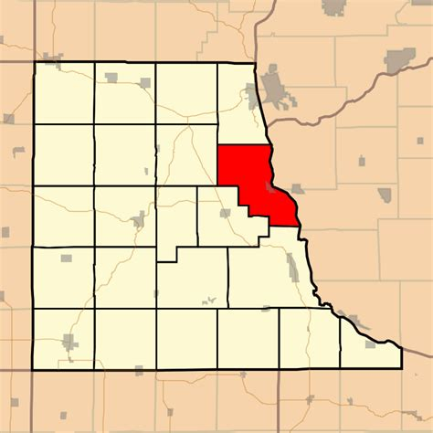 Clayton County Search File Map Highlighting Clayton Township Clayton County Iowa Svg Wikimedia Commons