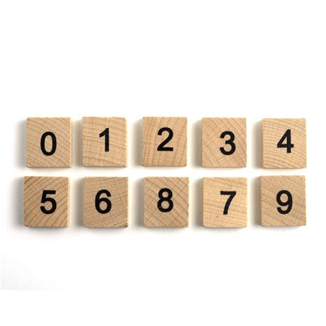 scrabble using all letters 100 wooden scrabble tiles letters numbers handcrafts board