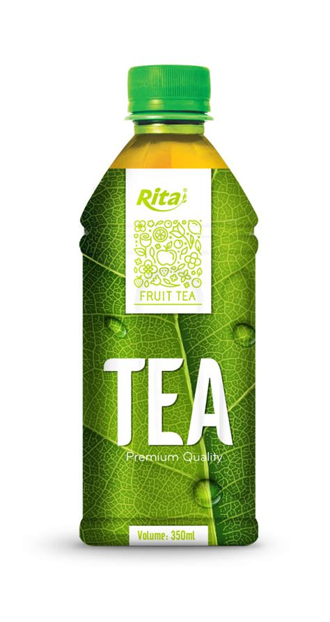 Fruit Tea Yuzu Pet 350ml 350ml fruit tea premium quality pp bottle label