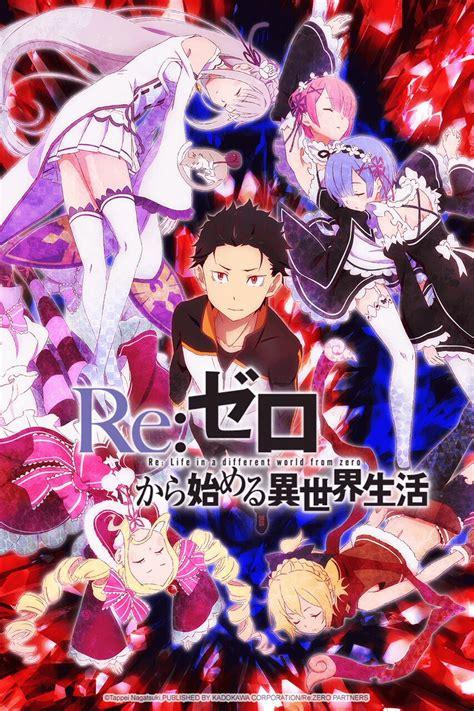 anime zero kara hajimeru anime re zero kara hajimeru isekai seikatsu episode