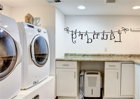 Wall Decor Laundry Room 15 the best laundry room wall decors