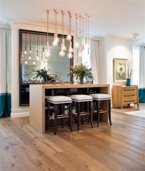 barra de bar en casa casa decor 2015