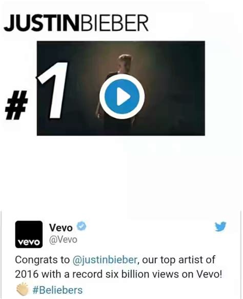 justin bieber turn to you vevo justin bieber is vevo s top artist for 2016 music radio