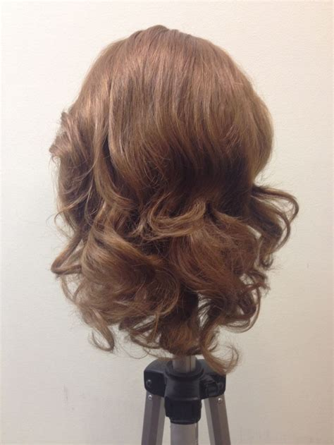 barrel curl ponytaol pictures of ponytail with barrel curls pictures of