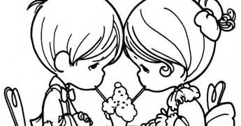 coloring pages couple love free precious moments coloring pages