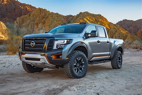 custom nissan cummins bangshift com nissan debuts the titan warrior concept