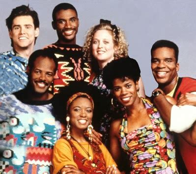 cast of in living color bobby rivers tv color tv and comedy