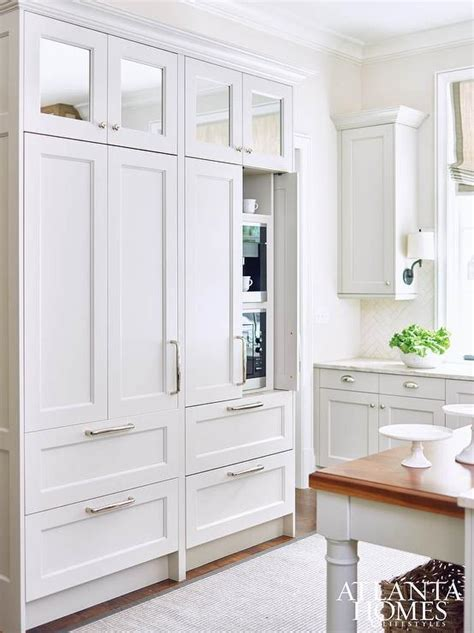 kitchen wall pantry cabinet pantry built in coffee maker design ideas