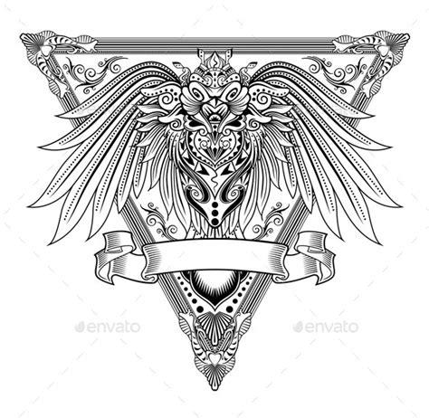 tato owl keren vector garuda keren 187 tinkytyler org stock photos graphics