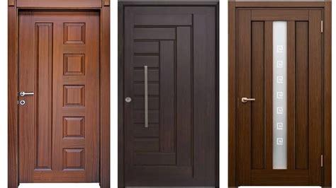 top  modern wooden door designs  home  pvc door