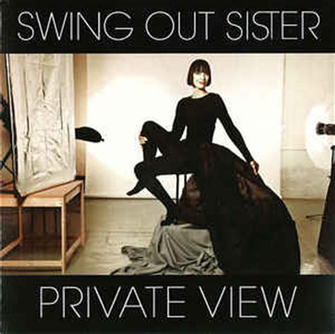 swing out sister complete swing out sister private view tokyo stories cd album