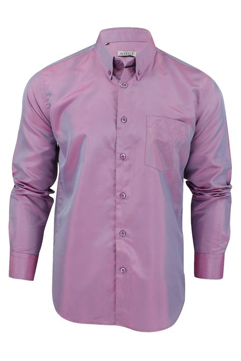 Two Tone Sleeved Shirt mens tonic two tone shirt by xact clothing sleeved
