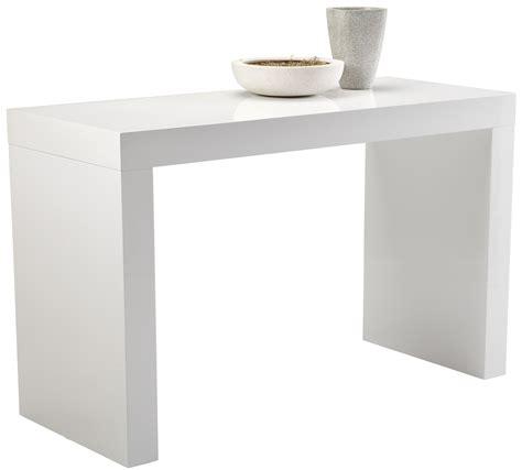 high for bar faro white high gloss c shape bar from sunpan 50257