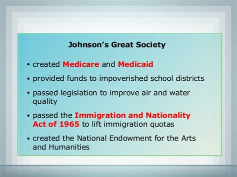 section 221 g of the immigration and nationality act unit 6 section 1 lesson 2 johnsons great society