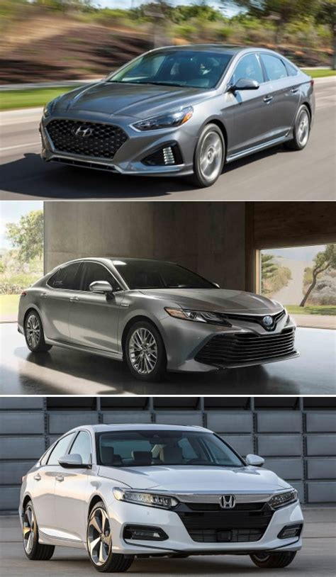 camry 2018 vs sonata 2018 2018 hyundai sonata compared to honda accord toyota camry