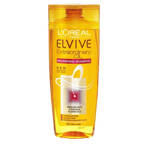 Loreal Elvive buy l oreal elvive extraordinary shoo 250ml