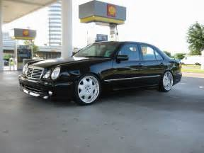 1999 Mercedes E55 1999 Mercedes E55 Amg Image 4