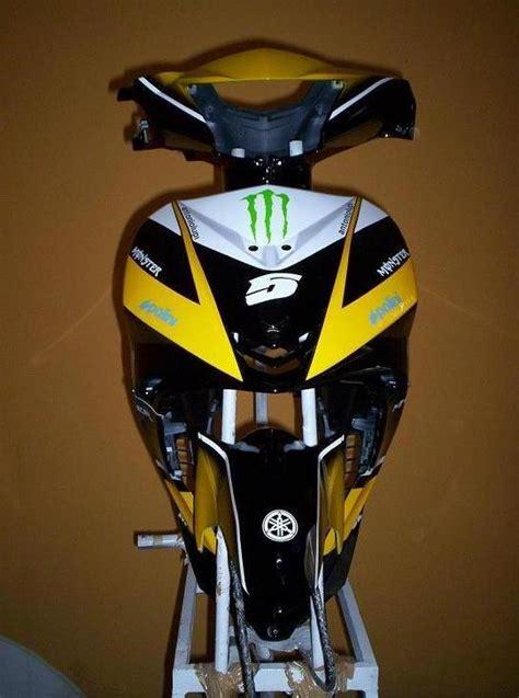 Cover Set Honda Wave 100 Ckdesign Cover Set Design