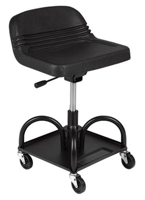 heavy duty adjustable creeper seat