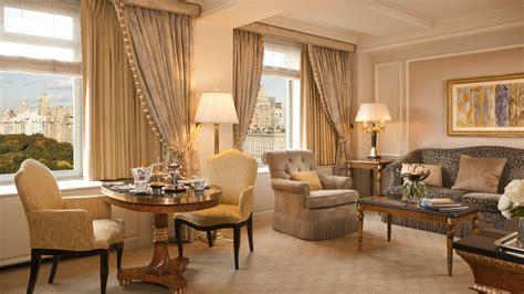 living room suit the ritz carlton new york central park マンハッタンのホテル予約はkie