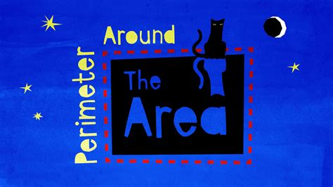 Quot Perimeter Around The Area Quot By The Bazillions