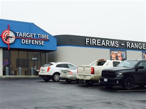 is target friendly target time defense is now open in blue springs friendly and knowledgeable