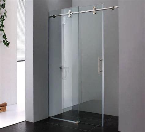 frameless sliding shower doors ? 10 ? Bath Decors