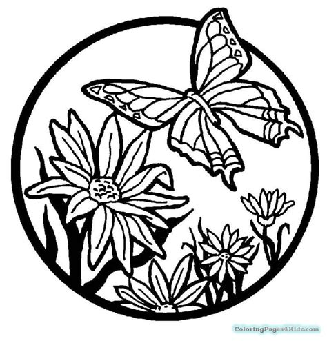 very hard coloring pages of flowers very difficult flower coloring pages printable coloring