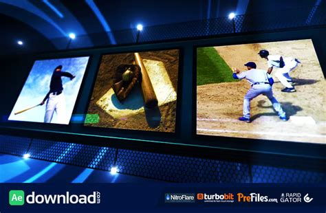 after effects sports templates free sports show motion array free free after