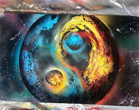 spray paint artist how to do spray paint space www pixshark