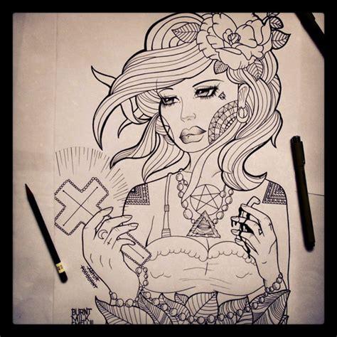 tattoo flash pens draw drawing heart pen models drawings flash
