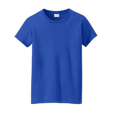 Kaos Polos Gildan Blue Sapphire Size M gildan 5000l heavy cotton t shirt royal fullsource