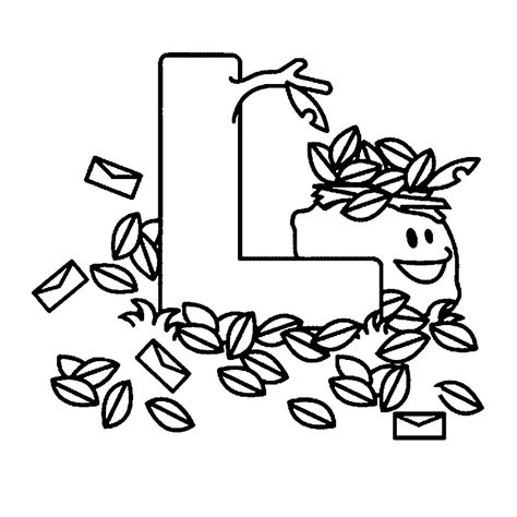 U Of L Coloring Pages by Letter L Coloring Pages Preschool And Kindergarten