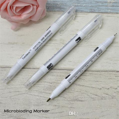 best eyebrow tattoo pen eyebrow microblading marker pen for microblading practice