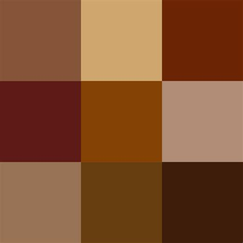 what colors go with brown file color icon brown v2 svg wikimedia commons