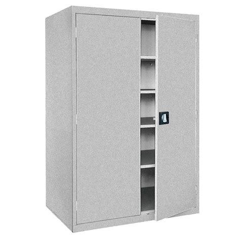 free standing garage cabinets free standing cabinets racks shelves sandusky garage