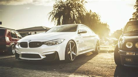 Car White Wallpaper by White Car Bmw M4 Wallpapers And Images Wallpapers