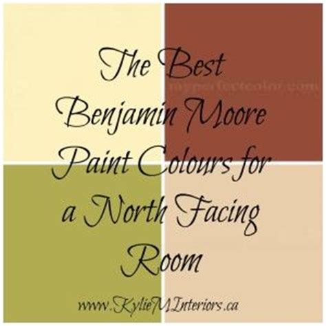 the best benjamin paint colours for a facing northern exposure room white