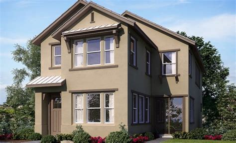 Lennar Homes San Jose by Avenue One Park At Avenue One Residence 1 Plan 2030